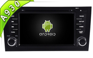 Android 10 For AUDI A6/S6/RS6 (W2-RDT5577)