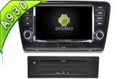 Android 9.0 For SKODA Octavia 2013 (W2-RD5520)