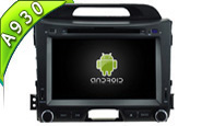 Android 10 For KIA SPORTAGE R2011 (W2-RDT5743)