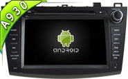 Android 9.0 For MAZDA 3 2010-2011 (W2-RD5793)