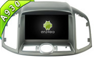 Android 9.0 For CHEVROLET NEW CAPTIVA 2012 (W2-RD5732)