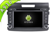 Android 10 For HONDA NEW CR-V 2012 (W2-RDT5756)