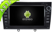 Android 9.0 For PEUGEOT 408 2010-2011 (W2-RD5634B)