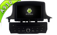 Android 10 For RENAULT Megane III 2009-2011 (W2-RDT5515B)