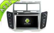 Android 10 For TOYOTA YARIS 2005-2011 (W2-RDT5747)