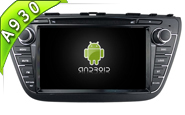 For Android 10 SUZUKI S-CROSS 2013-2015 (W2-RDT7668)