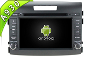 Android 10 For HONDA CRV 2012-2014 (W2-RDT7659)