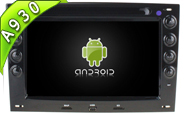 Android 10 For RENAULT MEGANE 2003-2008 (W2-RDT7656)