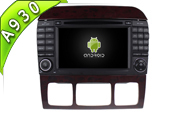 Android 10 For MERCEDES-BENZ S CLASS (W2-RDT7610)
