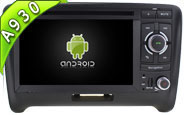 For Android 10 AUDI TT 2006-2015 (W2-RDT7625)