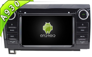 For Android 10 TOYOTA TUNDRA (2007-2013) SEQUOIA(2008-2015) (W2-RDT7626)