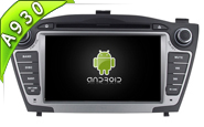 Android 10 For HYUNDAI ix35 2010-2013 (W2-RDT7633)