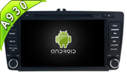 Android 9.0 For SKODA OCTAVIA 2009-2015 (W2-RD7673)