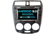 Android 9.0 For HONDA CITY (W2-RV5777)