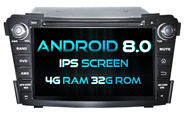Android 8.0 For HYUNDAI I40 (W2-V7029)
