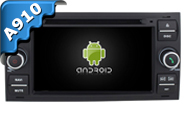 Android 10 For FORD FOCUS 2004-2008 (W2-RVT7631B)