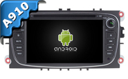 Android 9.0 For FORD Mondeo/Focus/S-max (W2-RVF7628B)