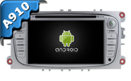 Android 10 For FORD Mondeo/Focus/S-max (W2-RVT7628S)