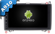 Android 9.0 For MERCEDES-BENZ A/B CLASS (W2-RVF7690)