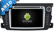 Android 10 For MERCEDES-BENZ SMART 2010-2015 (W2-RVT7614)