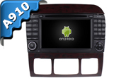 Android 10 For MERCEDES-BENZ S CLASS (W2-RVT7610)