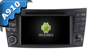 Android 10 For MERCEDES-BENZ E CLASS W211 (W2-RVT7611)