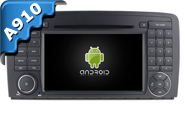 Android 10 For MERCEDES-BENZ R-W251/R280/R300/R320/R350/R500(2006-2016) (W2-RVT7609)