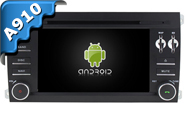 Android 9.0 For PORSCHE CAYENNE 2003-2010 (W2-RVF7615)