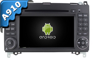 Android 9.0 For MERCEDES-BENZ A/B CLASS (W2-RVF7607)