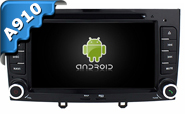 Android 9.0 For PEUGEOT 408 2010-2011 (W2-RVF7647B)