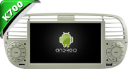 Android 10 For FIAT 500 (W2-KS6779W)