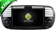 Android 10 For FIAT 500 (W2-KS6779B)