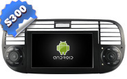 Android 9.0 For FIAT 500 (W2-RL315B)