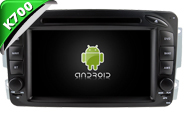 Android 10 For MERCEDES-BENZ C CLASS W203 (W2-KS6812)
