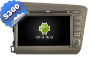 Android 9.0 For HONDA CIVIC For Left Hand Driver (W2-RL132)