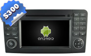 Android 9.0 For MERCEDES-BENZ ML 320/ML 350/ML W164 (W2-RL213)