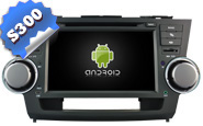 Android 9.0 For TOYOTA HIGHLANDER (W2-RL035)