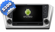 Android 9.0 For VOLKSWAGEN PASSAT 2015 (W2-R518)