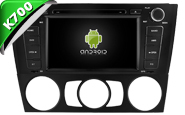 Android 9.0 For BMW 1 Series E81 E82 E87 E88 (2006-2012) (W2-KS6804)