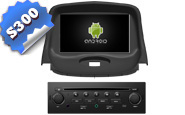 Android 9.0 For PEUGEOT 206 (W2-RL085)