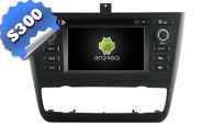Android 8.1 For BMW 1 SERIES(E8X) (Auto & Manual Air-con) (W2-RL170)