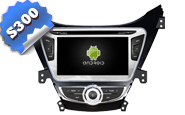 Android 9.0 For HYUNDAI ELANTRA 3 2012 (W2-RL360)