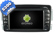 Android 9.0 For MERCEDES-BENZ C CLASS W203 (W2-RL171)