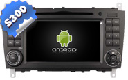 Android 9.0 For MERCEDES-BENZ C CLASS (W2-RL093)