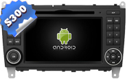 Android 9.0 For MERCEDES-BENZ C Class (W2-RL449)