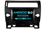 Android 9.0 For CITROEN C4 (W2-RVF5691B)