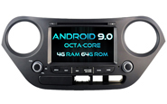 Android 9.0 For HYUNDAI I10 2014-2015 (W2-RVF5314)