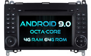 Android 9.0 For MERCEDES-BENZ A/B CLASS (W2-RVF5716)