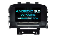 Android 9.0 For OPEL ASTRA J (W2-RVF5754)