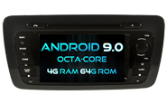 Android 9.0 For SEAT IBIZA 2013 (W2-RVF5524)